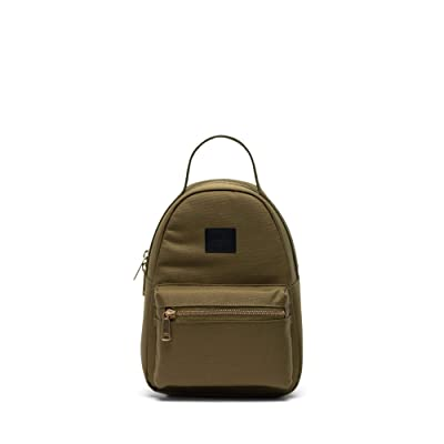 Herschel Supply Co. Nova Mini (Khaki Green) Backpack Bags