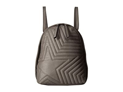 Botkier Moto Backpack (Pewter) Backpack Bags