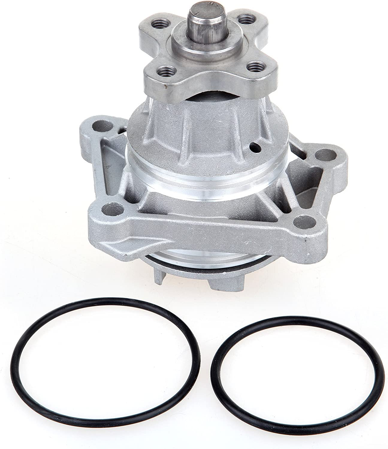 SCITOO Water Pump with Large Online limited product discharge sale Gasket fits AW9385 2004 2001 for WP-9325