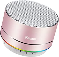 Zosam Mini Wireless Speaker, Portable Bluetooth Speaker with HD Sound, 4H Play-time,..