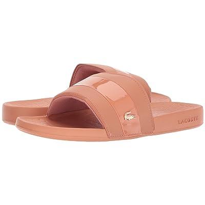 Lacoste Fraisier 118 2 U (Pink/Pink) Women