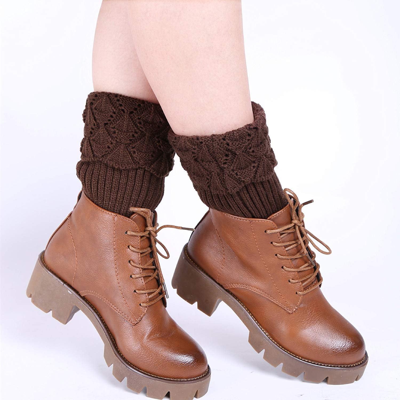 Women Comfortable Socks Female feet Set Warm Thin Thighs flip sail Scallops Socks Leg Warmers