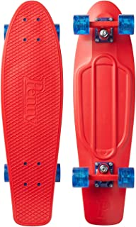 Penny Australia Complete Skateboard (Red Comet, 27