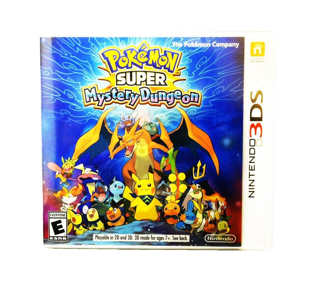 Pokemon Super Mystery Dungeon Save money - Nintendo Cheap sale Edition 3DS Standard