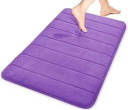Yimobra Memory Foam Bath Mat Rug, 24 x 17 Inches, Comfortable, Soft, Super Water Absorption, Machine Wash, Non-Slip, Thick...