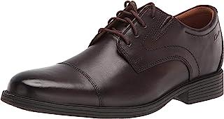 حذاء أوكسفورد رجالي من Clarks Whiddon Cap