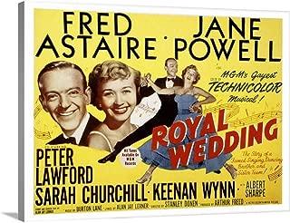 royal wedding movie poster