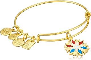 Snowflake EWB Bangle Bracelet