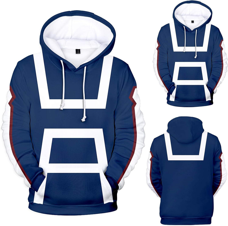 Sweatshirts For Men Hoodie Graphic,Cool Trend Spring Fashion 3D Printing Loose Long Sleeve Top Sweatshirt