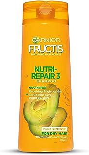 Garnier Fructis Nutri-Repair 3 Shampoo for Dry Hair, 315ml