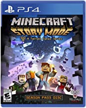 Minecraft Story Mode by Telltale, R1 - PlayStation 4