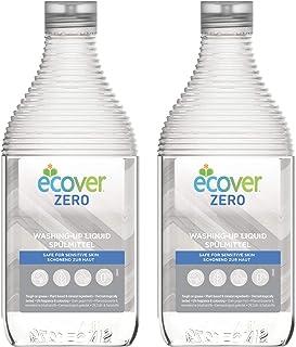エコベール食器用洗剤ゼロ450ML×2個