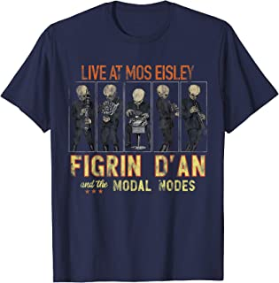 Figrin D'an Mos Eisley Vintage Concert T-Shirt
