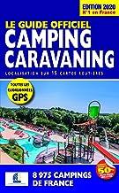 Livres Le Guide Officiel Camping Caravaning 2020 PDF