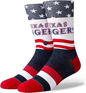 Stance Stars And Bars MLB Baseball Socks - USA Crew Socks