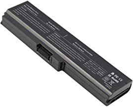 PA3817U-1BRS Battery for Toshiba Satellite L755 C655 M645 L750P L600 L675 L675D L700 L745 L750D L755D M640 P745 Series, Fi...