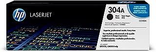 HP 304A (CC530A) Black Toner Cartridge for HP Color LaserJet CP2025 CM2320