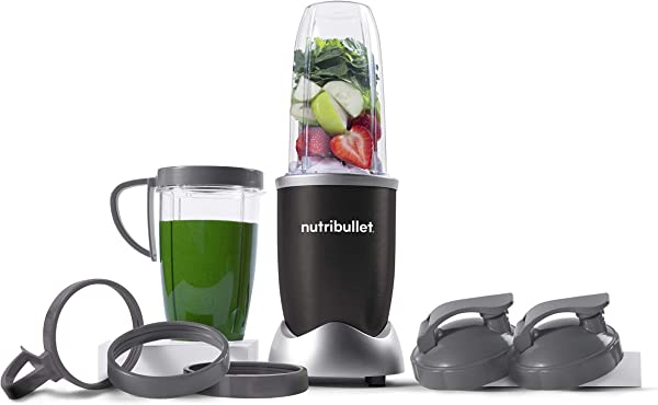 NutriBullet NB9 1301K Pro 13 Pcs Onyx Black 900W