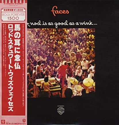 Faces - A Nod Is As Good As A Wink   To A Blind Horse - Amazon com Music