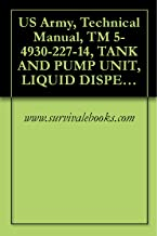 US Army, Technical Manual, TM 5-4930-227-14, TANK AND PUMP UNIT, LIQUID DISPENSING FOR TRUCK MOUNTING, (HIGHL INDUSTRIES MODEL 2000), (NSN 4930-00-877-8678)