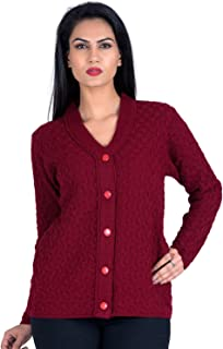 aarbee Women's Blended Cardigan