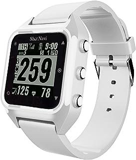 ショットナビ ハグ GPSゴルフナビ 腕時計型 Shot Navi Hug (ホワイト)