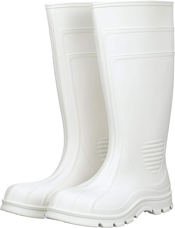 Heartland Footwear 70648-09 Rubber Boot Blue