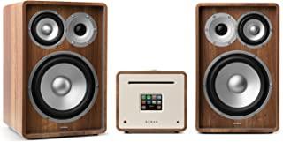 NUMAN Unison Retrospective 1978 MKII Edition - Altavoces HiFi , Receptor Amplificador , 160 W , Reproductor CD , Dab+ , FM , Bluetooth , USB , 2x40 W RMS , Spotify , Blanco