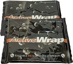 ActiveWrap Hot & Cold Ice Packs - Soft, Flexible, Leak Proof Design - Large