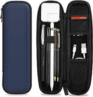 ProCase Hoes penhouder voor iPencil 1. 2. Gen/Samsung/Huawei/Surface Stylus Pen, Eva hoes beschermhoes met opbergvak voor ...