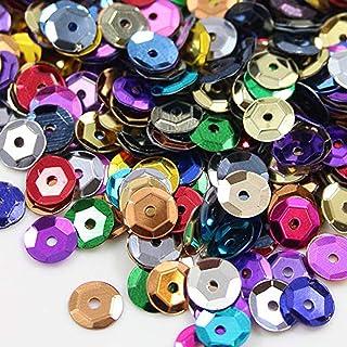 Sequins 1600 Pcs Round Multpile Color DIY Crafts Party Decorations