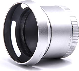 52//55//58//62//67//72//77 millimetri 72mm Gankmachine Universale fotocamera Snap-on copriobiettivo anteriore per Canon Nikon 46//49