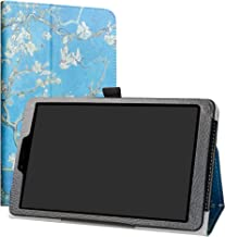 Chuwi Hi9 Pro Tablet Case,LiuShan PU Leather Slim Folding Stand Cover for 8.4
