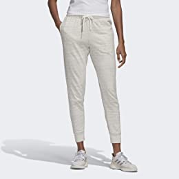 Mélange French Terry 7/8 Length Pants - Pantalons