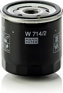 Original MANN FILTER Ölfilter W 714/2 – Für PKW