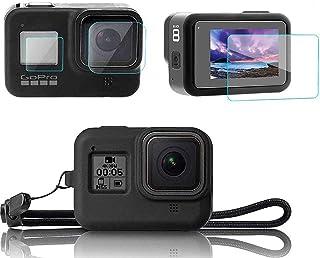 XSRTT 3 en 1 Protector para GoPro Hero 8 (Pantalla y Lente),
