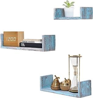 blue shelves