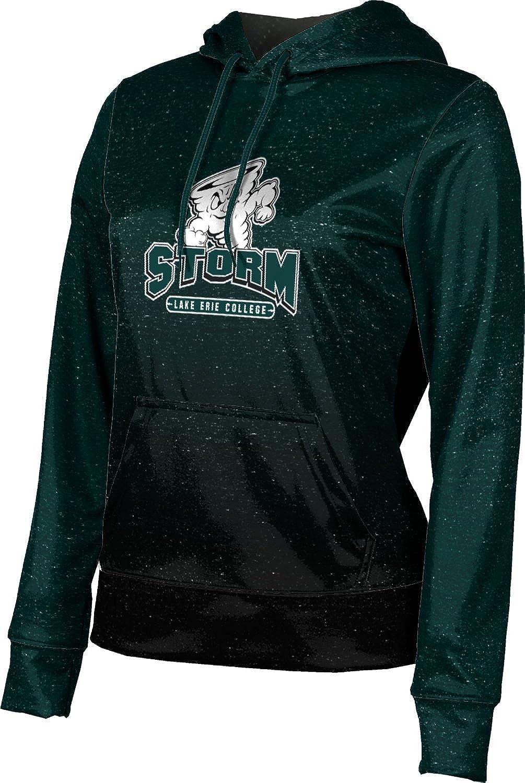 ProSphere Lake Erie College Girls' Pullover Hoodie, School Spirit Sweatshirt (Ombre)