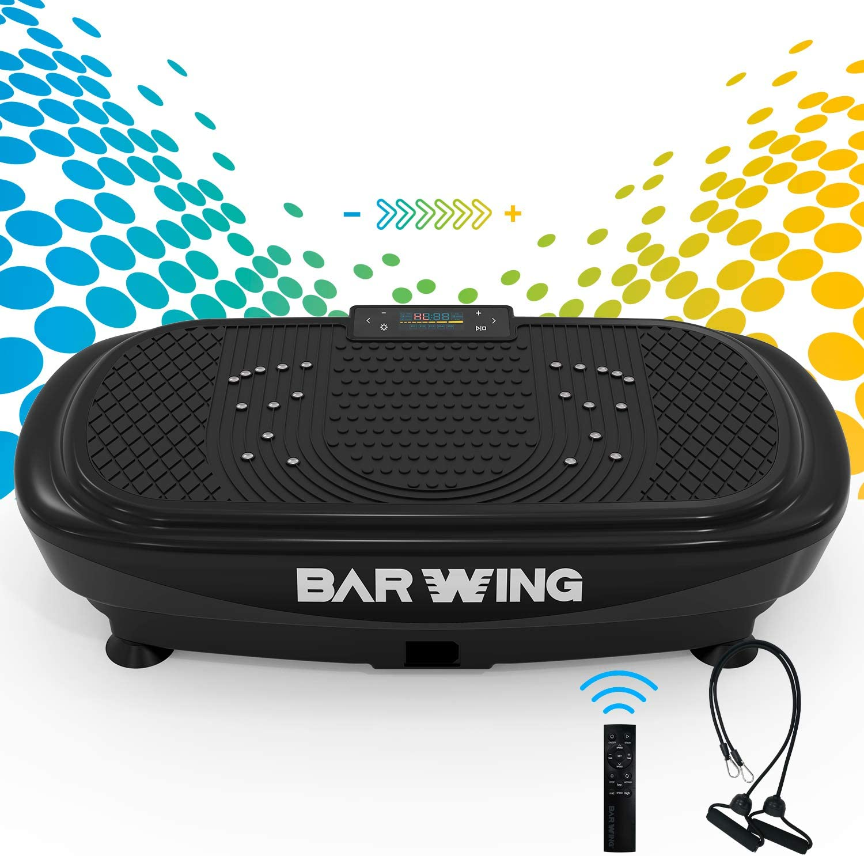 BARWING Vibration Plate Exercise Now on sale 4D Fashionable Platform Machine-