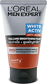 L'Oreal Paris Men Expert White Activ Total Skin Renewer Volcano Red Foam 100 ml