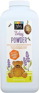 365 Everyday Value Baby Powder, 15 Oz