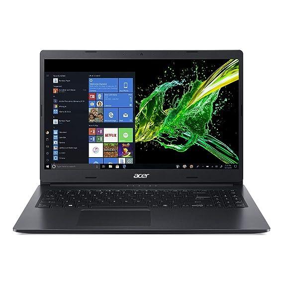 "Acer Aspire 3 A315-55G 15.6"" (39.62cms) Laptop (Intel Core i5-10210Ur/8GB/1TB HDD/Window 10, Home, 64Bit/NVIDIA GeForce MX230 Graphics), Black"