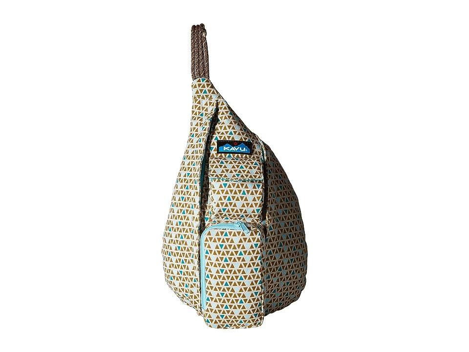 KAVU Mini Rope Bag (Mini Specks) Bags