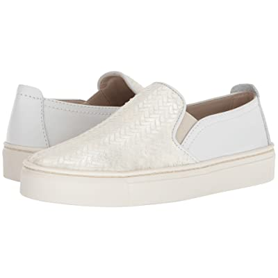 The FLEXX Sneak Name (Perla Mirage/White Vacchetta) Women