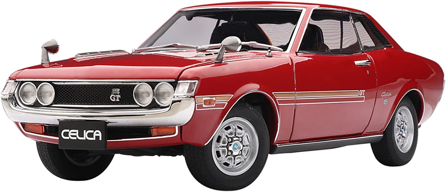 Toyota Celica 1600GT TA22 Red 1 18 AutoArt (japan import)