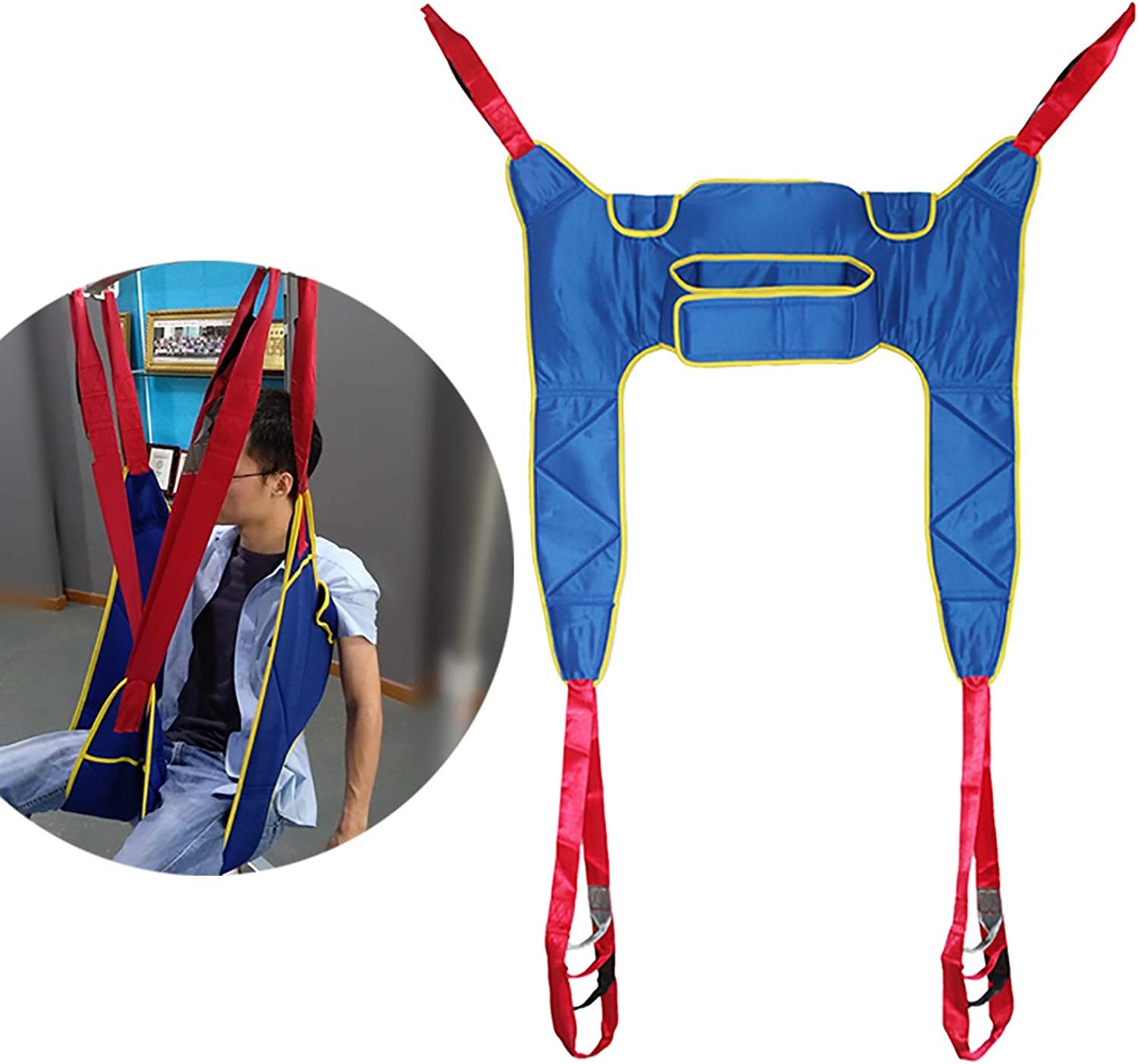 BXUFEI All stores are sold Patient Large special price !! Aid Transport Lift Assist Tr Stand Up Sling