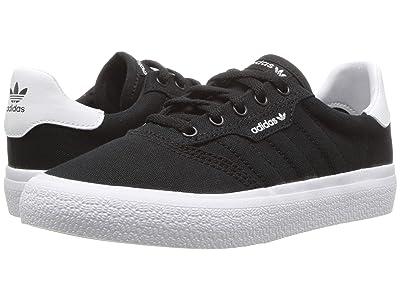adidas Skateboarding 3MC J (Core Black/Core Black/Footwear White) Men