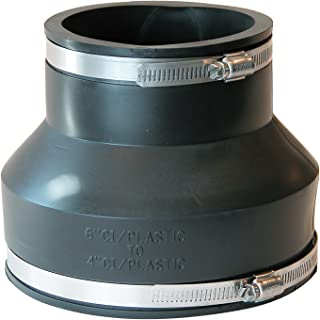 Fernco Inc. GIDDS-301118 P1056-64 Stock Coupling, 6-Inch
