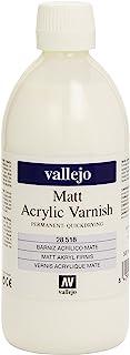 Vallejo Model Color 500 ml Matt Acrylic Varnish
