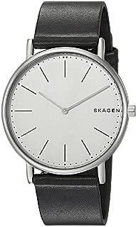 [スカーゲン]SKAGEN 腕時計 シグネチャー 40mm クオーツ シルバー×ブラック SKW6419 メンズ [並行輸入品]